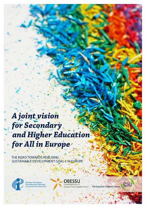A Joint Vision for Secondary and Higher Education for All in Europe