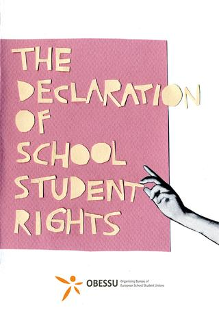 The Declaration of School Student Rights