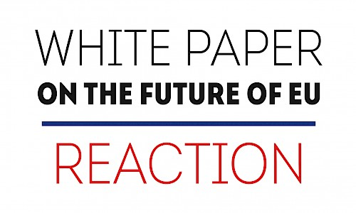 OBESSU reaction to the White Paper on the future of Europe