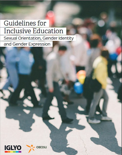 Guidelines for Inclusion Education - Sexual Orientation, Gender Identity and Gender Expression