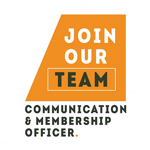 Call for Communication and Membership Officer - Join our Team!