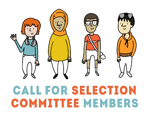 Call for Selection Committee Members - Seeds for Integration programme